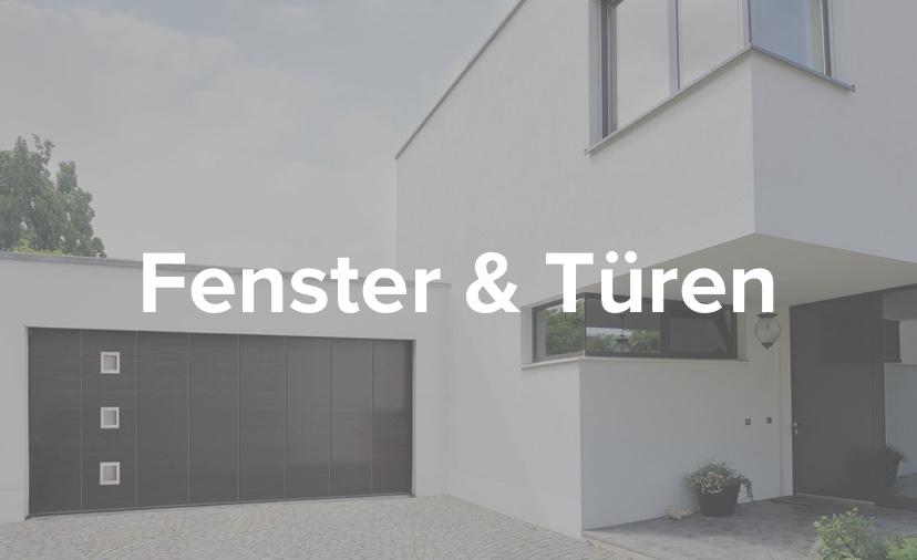 Fenster & Tore
