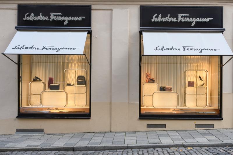 SHOP: Salvatore Ferragamo, München