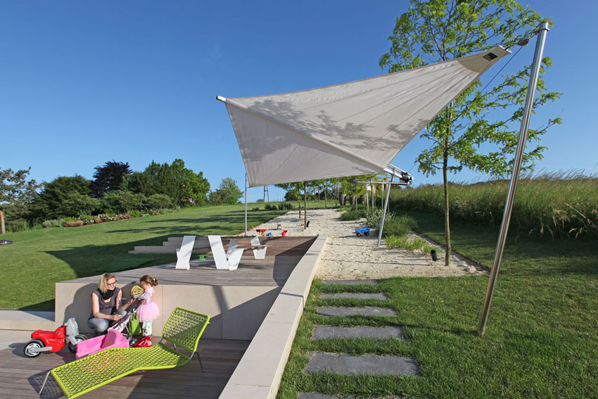 CANT-RANKL-Sonnensegel-Sonnenschutz-Garten