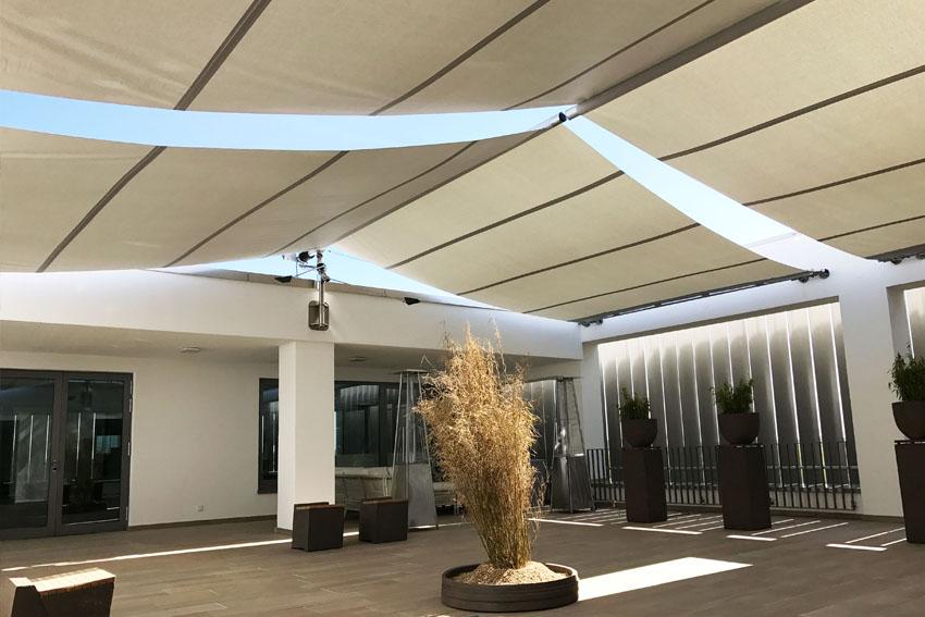 RANKL-Sonnensegel-Sonnenschutz-Villa-Schatten
